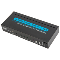 HDMI1.4 2x2 Switch/Splitter (3D Ultra HD 4Kx2K)