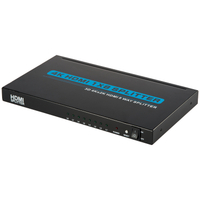 HDMI1.4 1x8 Splitter (3D Ultra HD 4Kx2K)