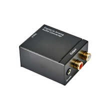 Digital to Analog +3.5mm Stereo Audio Converter