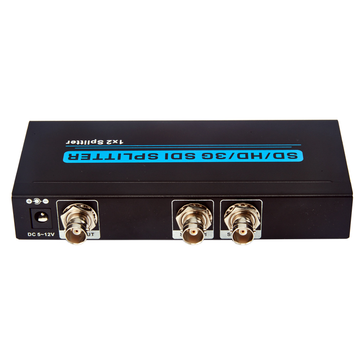SD/HD/3G SDI 1x2 Splitter