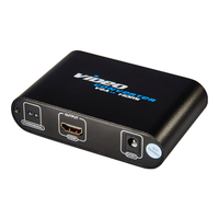 VGA+3.5mm Stereo Audio to HDMI