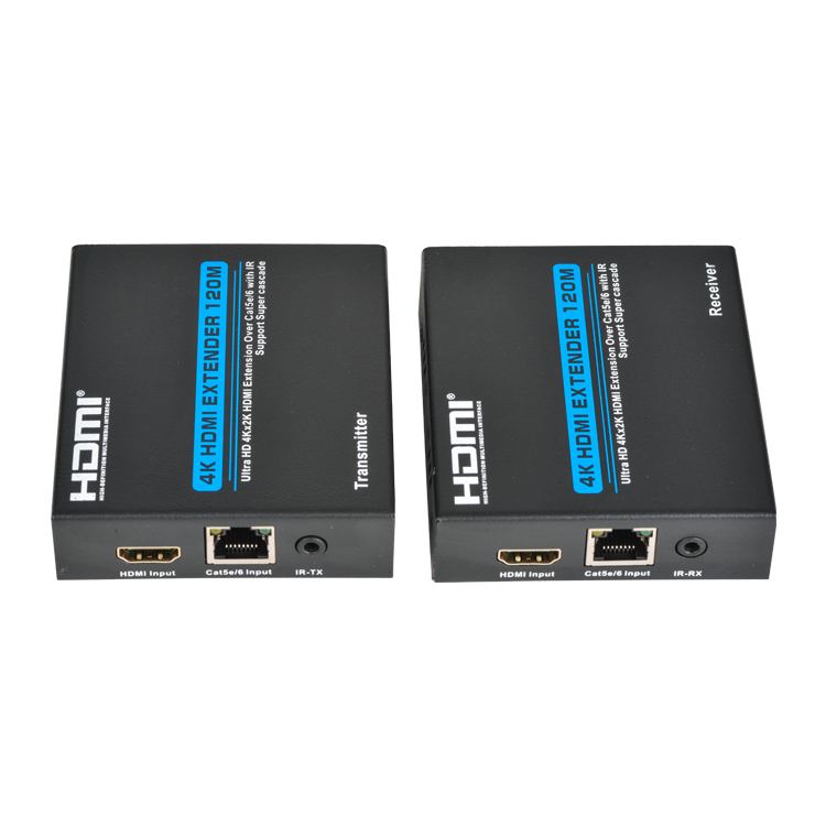 HDMI Extender over Single cat5e/6(120M)