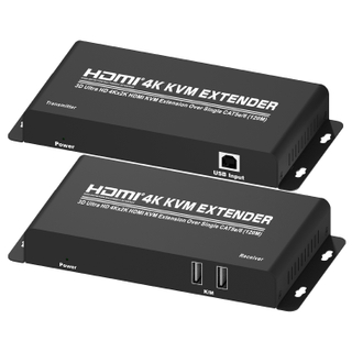 HDMI KVM Extender over Single CAT5e/6(120M) (Ultra HD 4Kx2K)