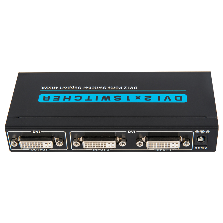 DVI 2x1 Switcher 4K